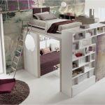 Lit Mezzanine Et Bureau Frais Deco Lit Mezzanine Mezzanine Bureau Unique Deco Maison Design Best