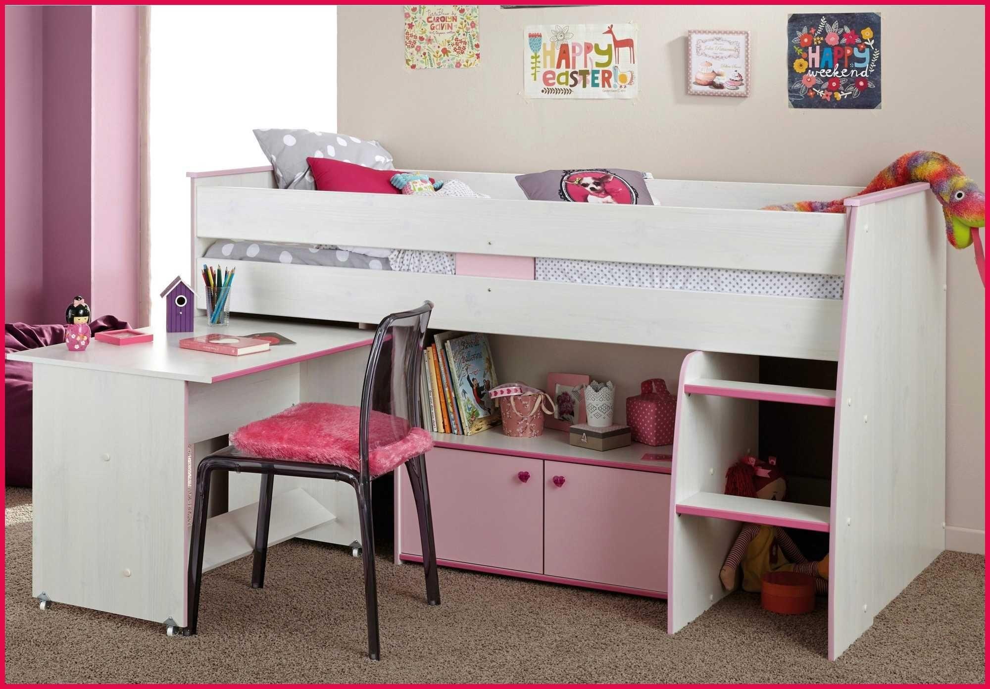 Lit Mezzanine Fille Bel Bureau Pour Enfant Ikea