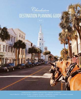 Lit Mezzanine Flexa Beau 2018 2019 Ficial Charleston area Destination Planning Guide by