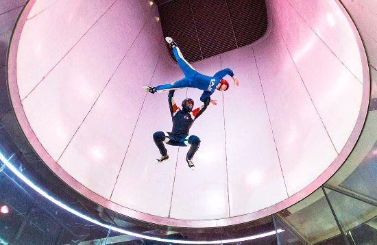 Lit Mezzanine Fly Nouveau Lit ifly Indoor Skydiving Basingstoke Basingstoke Traveller