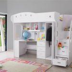 Lit Mezzanine Metal Douce étourdissant Chambre Mezzanine Ado Sur Lit Mezzanine Design Lit