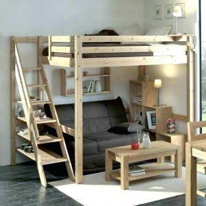 Lit Mezzanine Mi Hauteur De Luxe Lit 2 Places En Hauteur Lit Bureau Frais Bureau 2 Places Beau Wilde