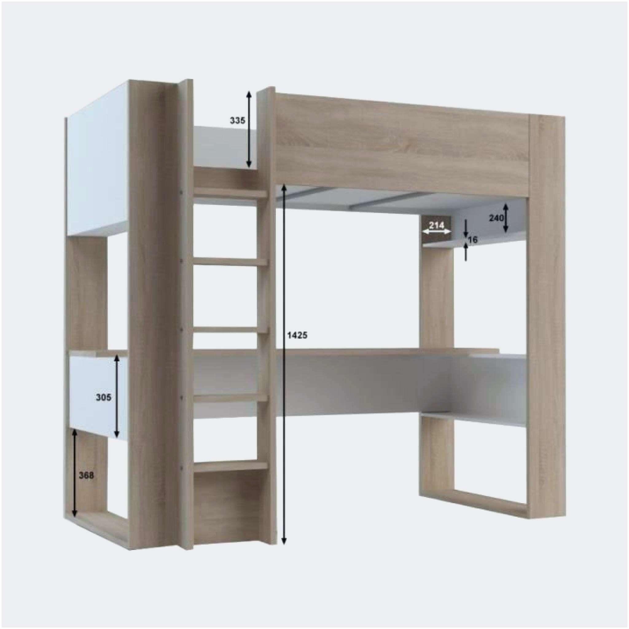 Lit Mezzanine Plateforme Belle Elégant Lit Mezzanine Avec Escalier 23 Best Lit Mezzanine Abc