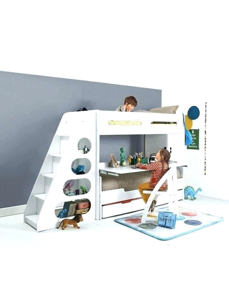 Lit Mezzanine Pour Enfant Bel Bureau Pour Lit Mezzanine Bureau Pour Lit Mezzanine Beau Aea Lit
