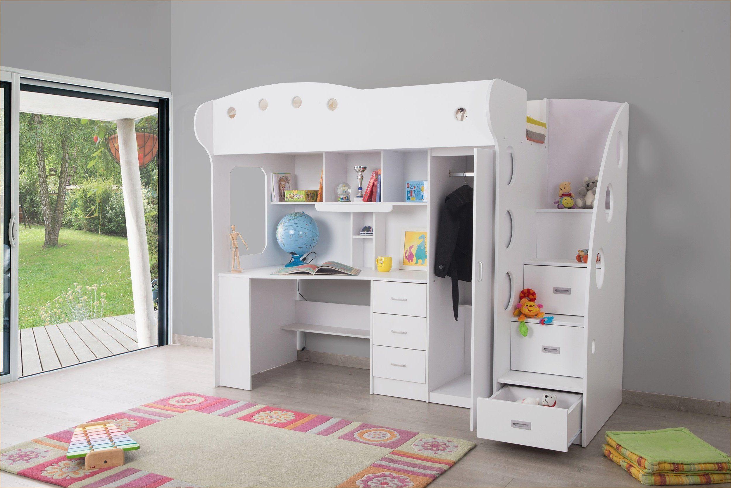 étourdissant Chambre Mezzanine Ado Sur Lit Mezzanine Design Lit