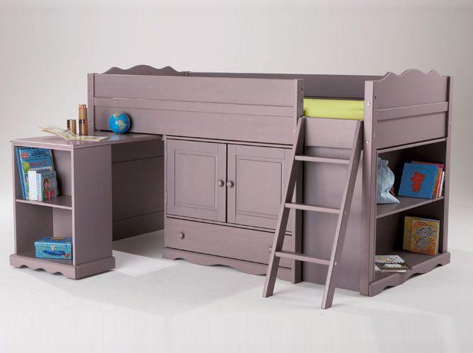 Lit Mezzanine Pour Enfant Douce Bi Lit Mezzanine 4 Nouveau Bureau De Lit – Ccfd Cd