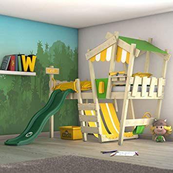 Lit Mezzanine Pour Enfant Frais Wickey Lit Pour Enfant Crazy Hutty Avec Toboggan Lit Mezzanine