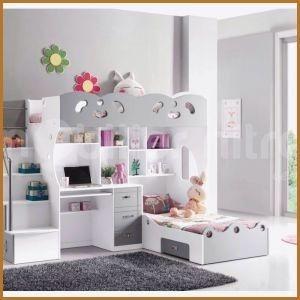 Lit Mezzanine Pour Enfant Génial Lit Superpose Garcon Zochrim