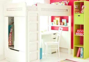 Lit Mezzanine Pour Enfant Impressionnant Lit Mezzanine Electrique Frais Lit Enfant Bureau Ajihle