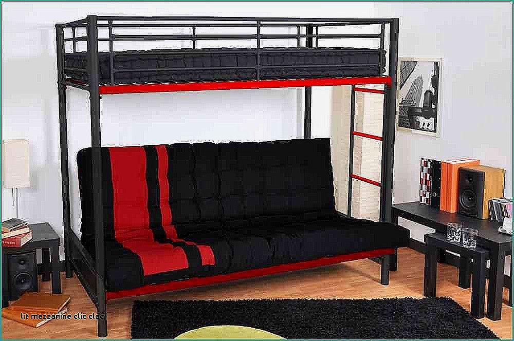 Lit Mezzanine Studio Charmant Lit Mezzanine Haut Lit Mezzanine 140—190 Bois Frais Lit Discount 140