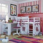 Lit Mezzanine Studio Fraîche Deco Lit Mezzanine Mezzanine Bureau Unique Deco Maison Design Best