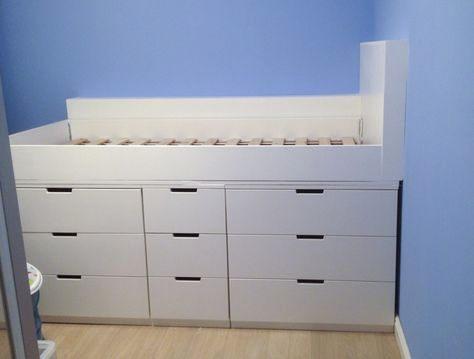 Lit Mezzanine Stuva Nouveau Lit Mezzanine Ikea Stuva 2461 élégant Make It Yourself Desk Two Ikea