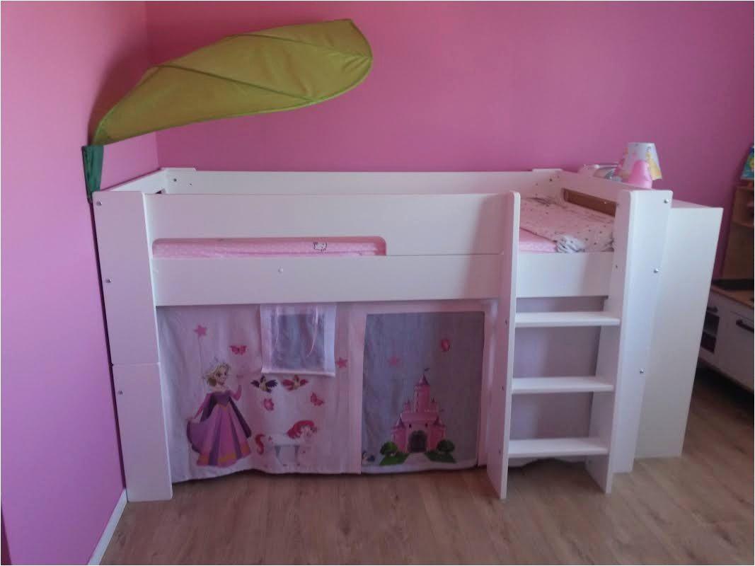 Lit Mi Haut Enfant Agréable Mezzanine Mi Hauteur Beau Fantastiqué Lit Enfant Mi Hauteur Maison