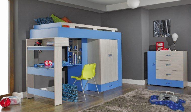 Lit Mi Haut Enfant Douce Lit Enfant Mi Hauteur élégant Lit En Hauteur Pour Ado Maison Design
