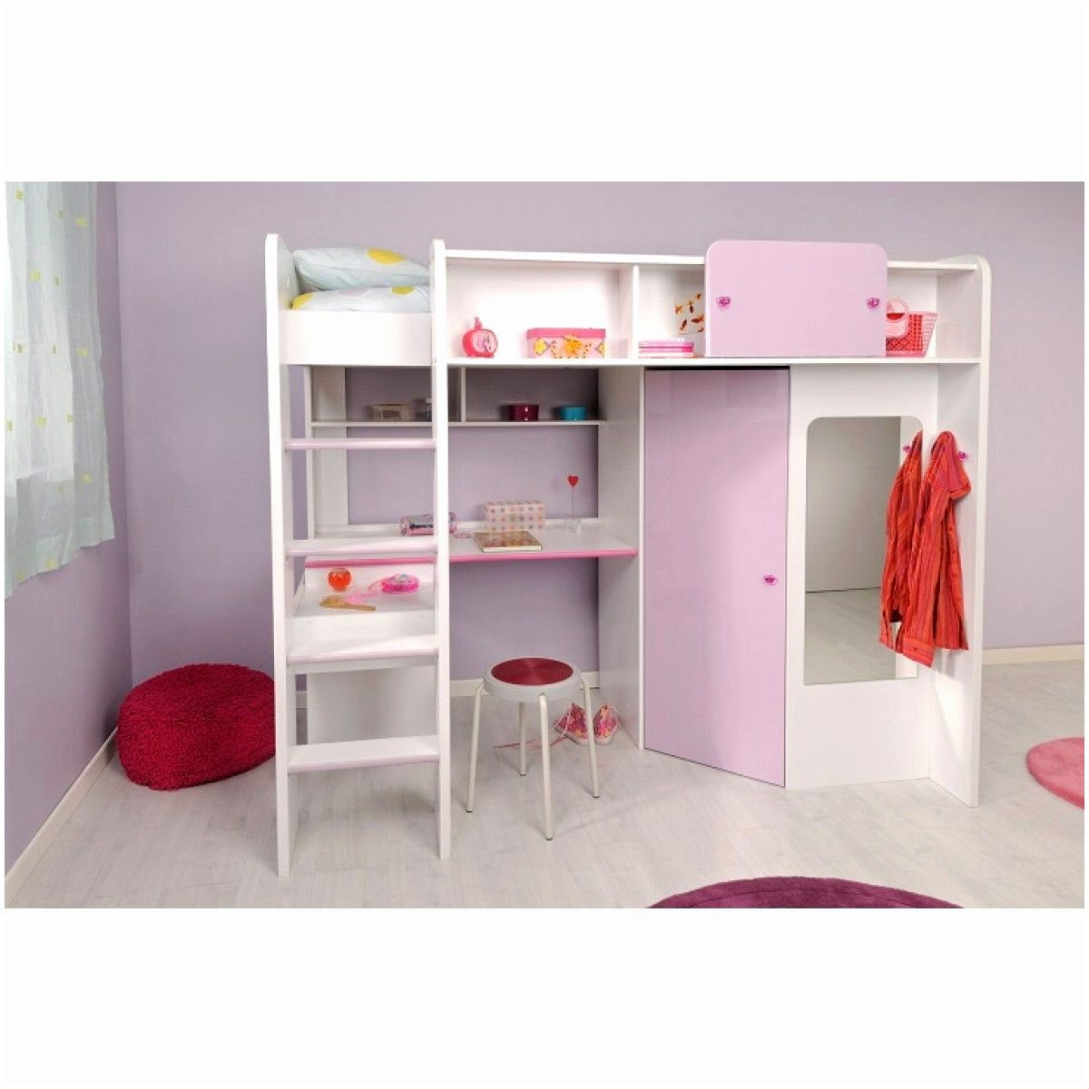 Lit Mi Haut Enfant Unique Lit Mi Haut Enfant Lit Mezzanine Design Lit Mezzanine Design Unique