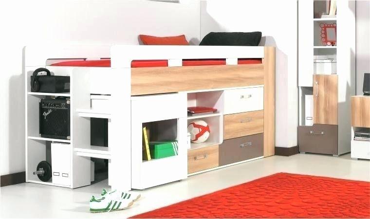 Lit Mi Hauteur Enfant Unique Lit Enfant Mi Hauteur élégant Lit En Hauteur Pour Ado Maison Design