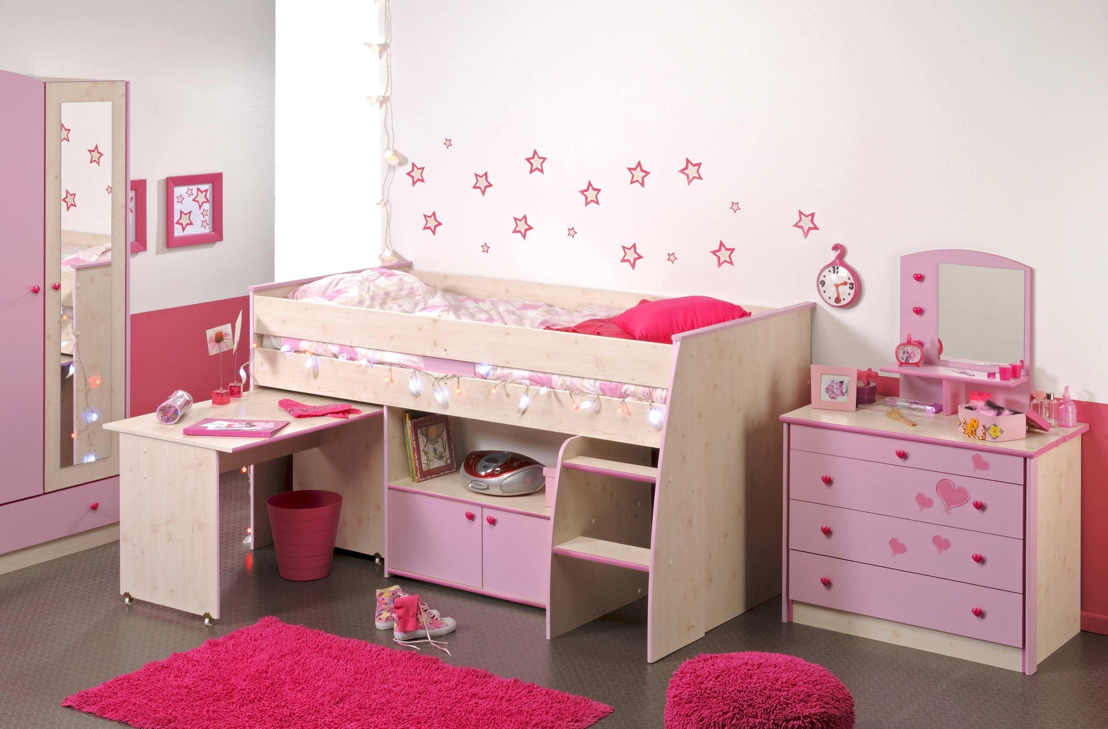 Lit Mi Hauteur Pas Cher De Luxe Dormitor Copii Zoe 2 Mobila Mobila Copii