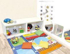 Lit Montessori Bébé 9 Mois Frais 18 Meilleures Images Du Tableau Activités 0 2 Ans