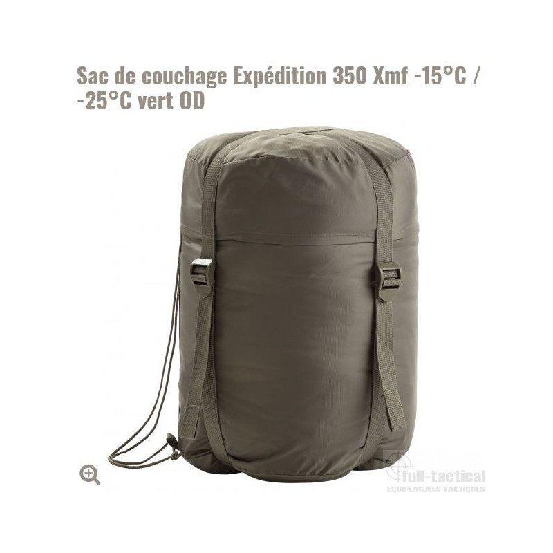 Lit Parapluie 2 Niveaux De Couchage Bel Sac De Couchage Expédition 350 Xmf 15°c 25°c Vert Od Full Tactical