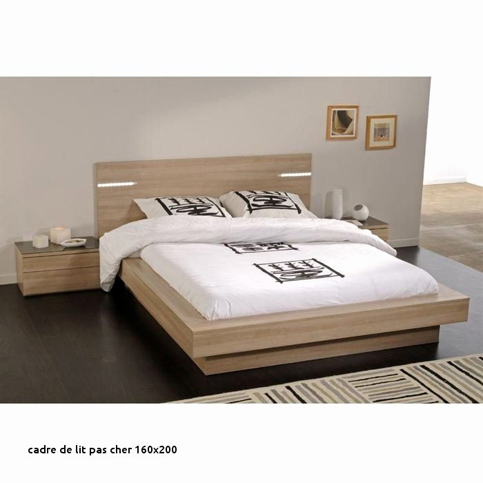 Structure Lit 160—200 Luxe Oppland Bettgestell 160—200 Cm Ikea