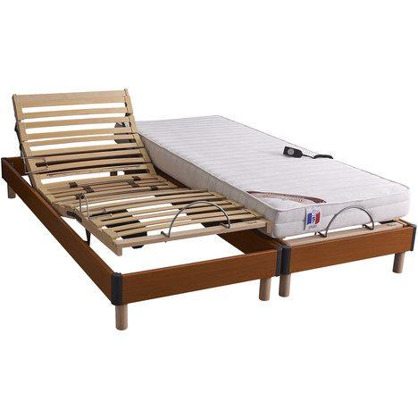 Lit Pas Cher 160×200 Unique Lit Relaxation électrique Tpr Prelude Lit 160 X 200 Cm Pas Cher