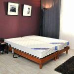 Lit Pas Cher 180x200 Nouveau Lit Led 180—200 Nouveau fortable Bed Frame Bedroom Artificial