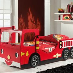 Lit Pompier Enfant Frais Fire Station Loft Bed For Kids Site Has Full Tutorial Ana White