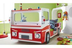 Lit Pompier Enfant Luxe 7 Best Lit De Camion Images On Pinterest
