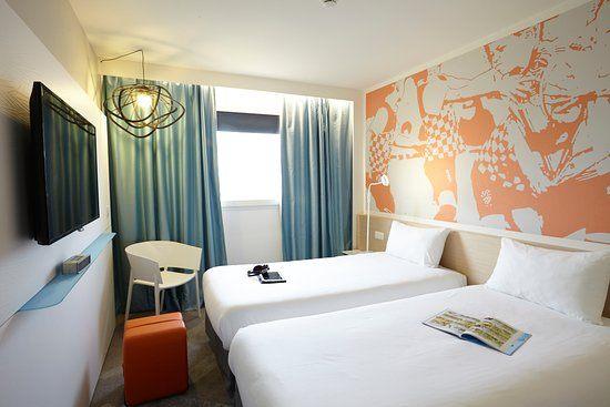 Lit Pont Enfant Douce Chambre Enfant Lit Twin Picture Of Hotel Ibis Styles toulouse