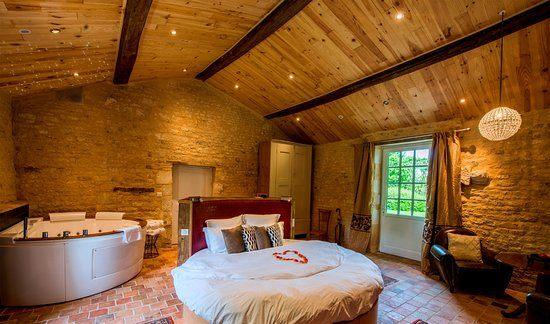 Lit Pour 2 Personnes Beau Suite Luxe Avec Lit R D Waterbed Et Jacuzzi Balnéo R D 2 Places