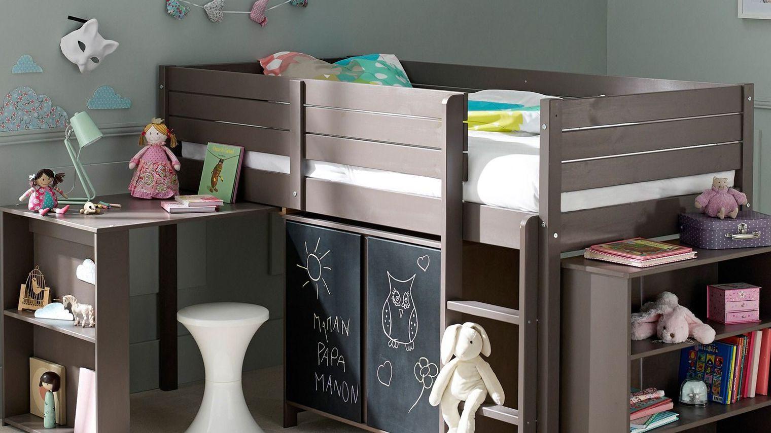 Lit Pour Enfant 3 Ans Magnifique Lit Mezzanine Enfant 3 Ans Lit Bureau Nouveau Lovely Lit Bureau