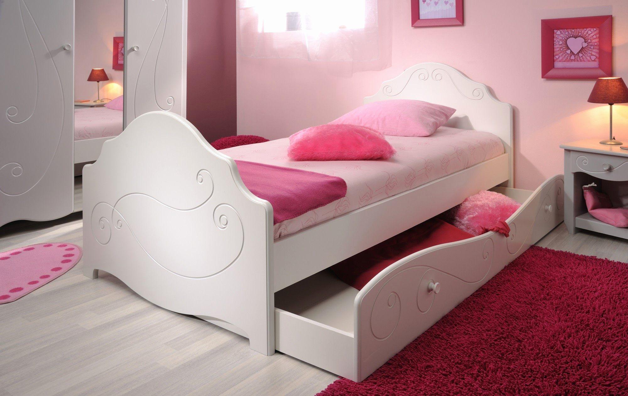 Lit Pour Enfant Fille Génial Lit Chambre Fille Nouveau Lit Pour Petite Chambre Am Nagement Petite