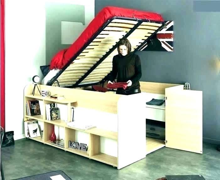 Lit Pour Studio Gain De Place Agréable Lit Pour Studio Gain De Place Lit 2 Places Gain Place Lit Pour