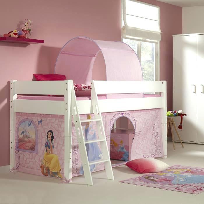 Lit Princesse Pas Cher Magnifique Tente De Lit Princesse Disney Lit Enfant Parer Les Prix Avec