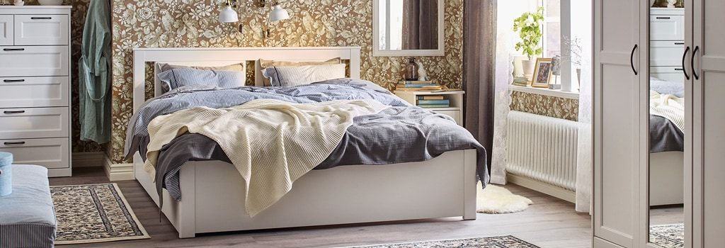 Lit Queen Size Ikea Le Luxe King Size Beds