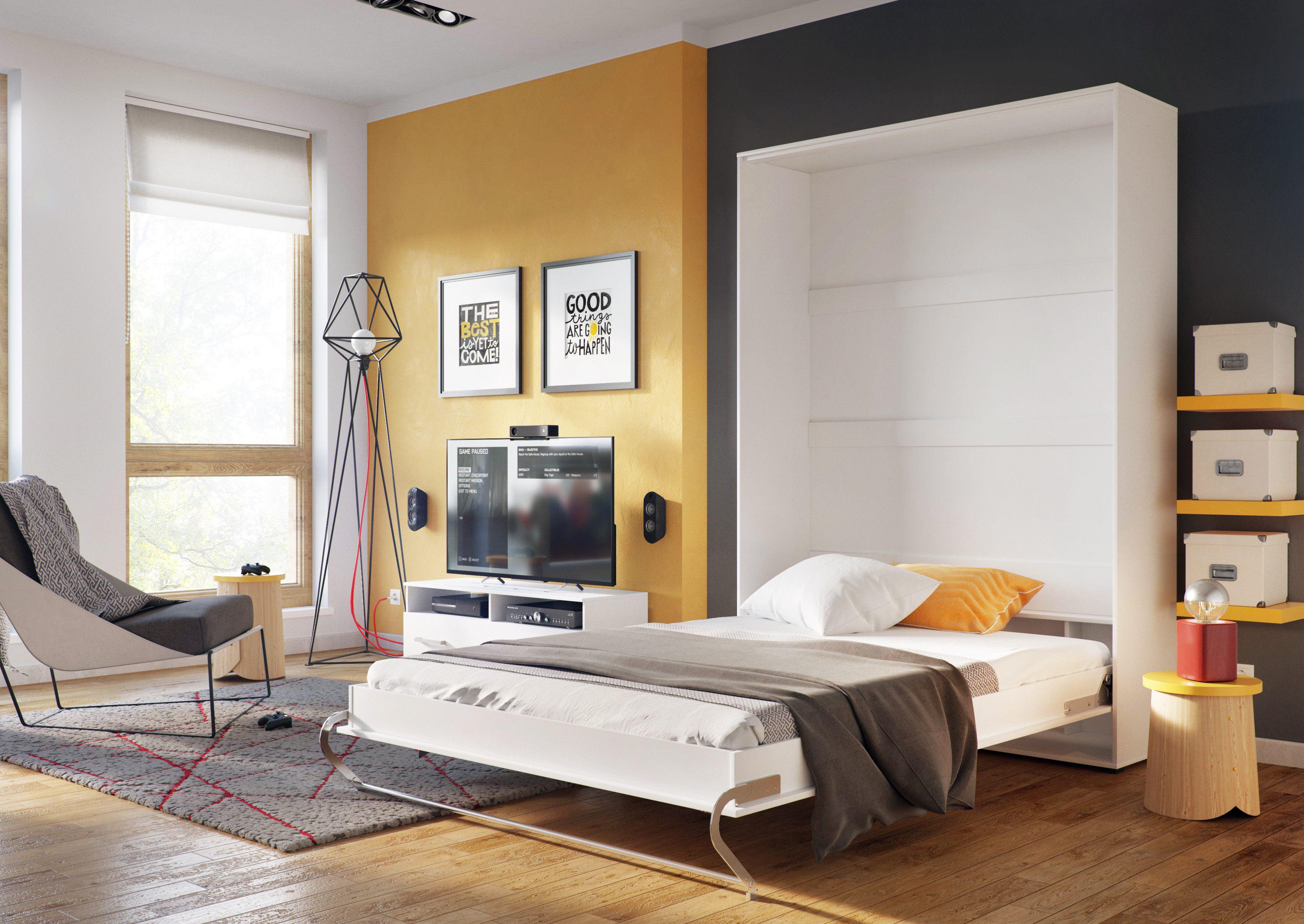 Lit Rabattable Ikea Belle Attrayant Lit Armoire Escamotable Occasion Dans Lit Armoire 160—200
