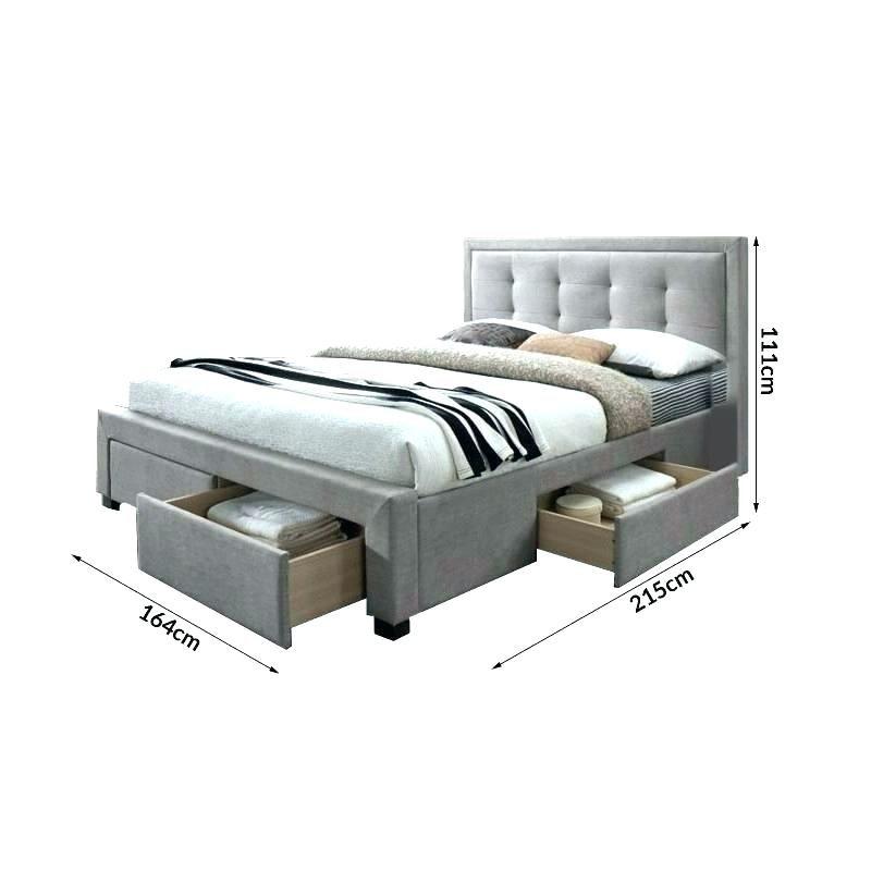 Lit Rangement 160×200 De Luxe Conforama Lit 160—200 – Patter