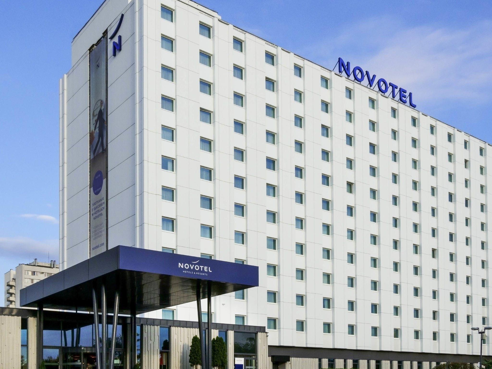 Lit Rond Bebe Belle Hotel Novotel Krakow City West