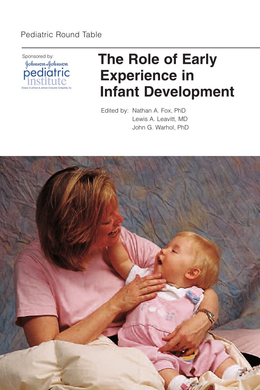 Lit Rond Bebe Élégant Pdf Born to Learn What Infants Learn From Watching Us