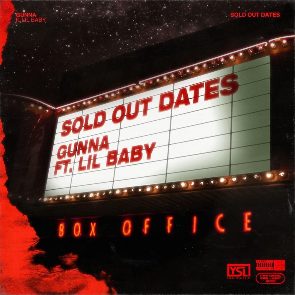 Lit Rond Bebe Frais Gunna – Sold Out Dates Lyrics