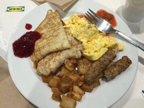 Lit Rond Ikea Fraîche Ikea Cafteria Houston Restaurant Reviews & S Tripadvisor