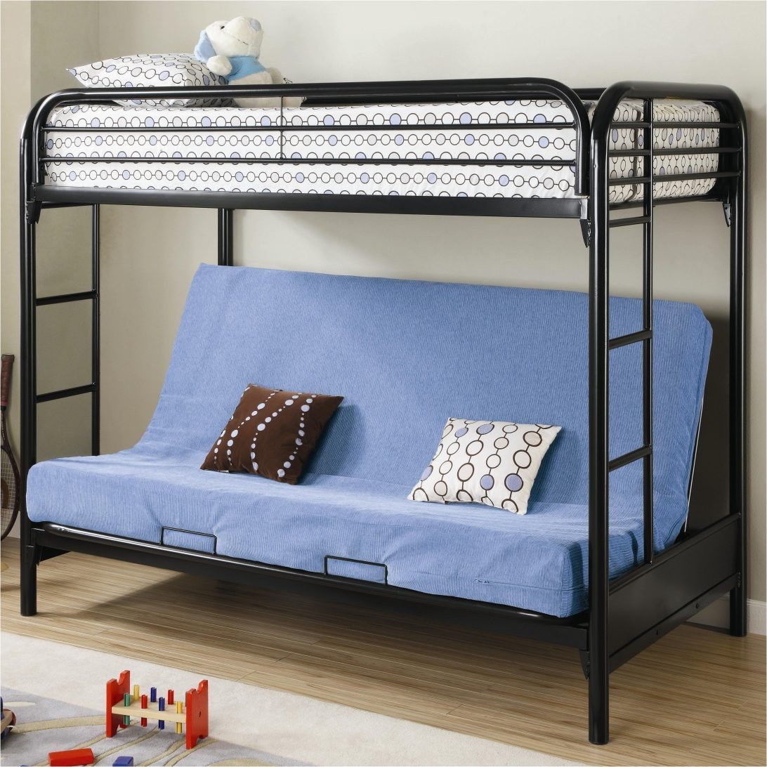 Twin Over Futon Bunk Bed Ikea Sofa Sectional Sleeper Leather Set For