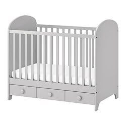 Lit Rond Ikea Sultan Joli Cribs Ikea