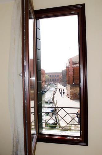 Lit Rond Pas Cher De Luxe Апартаменты Grimaldi Apartments Cannaregio & Dorsoduro Венеция