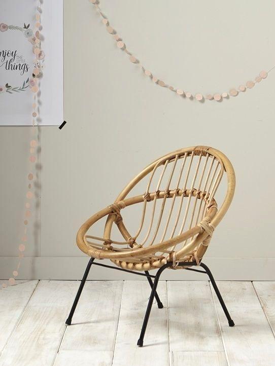 Lit Rotin Enfant Élégant Chambre En Rotin Nouveau Chaise Rotin Enfant Chaise Chambre Chaise