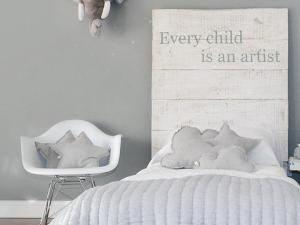 Lit Simple Enfant Douce Des Idées De Tªte De Lit Pour Enfant originales Simple