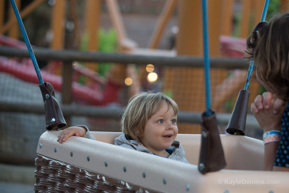 Lit sol Bebe Joli toddler Friendly Fun at Knott S Berry Farm