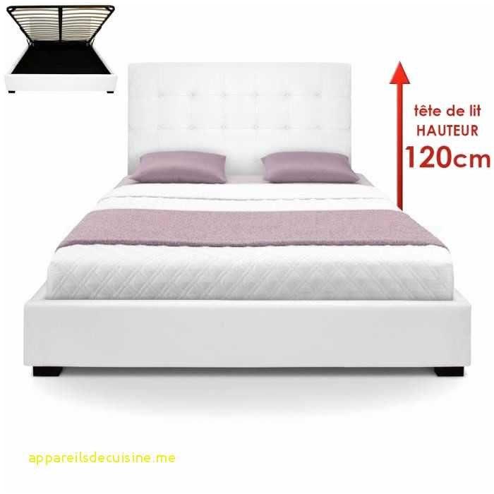 Lit sommier 140×190 Pas Cher Bel La Redoute Literie soldes Matelas La Redoute Perfect La Redoute