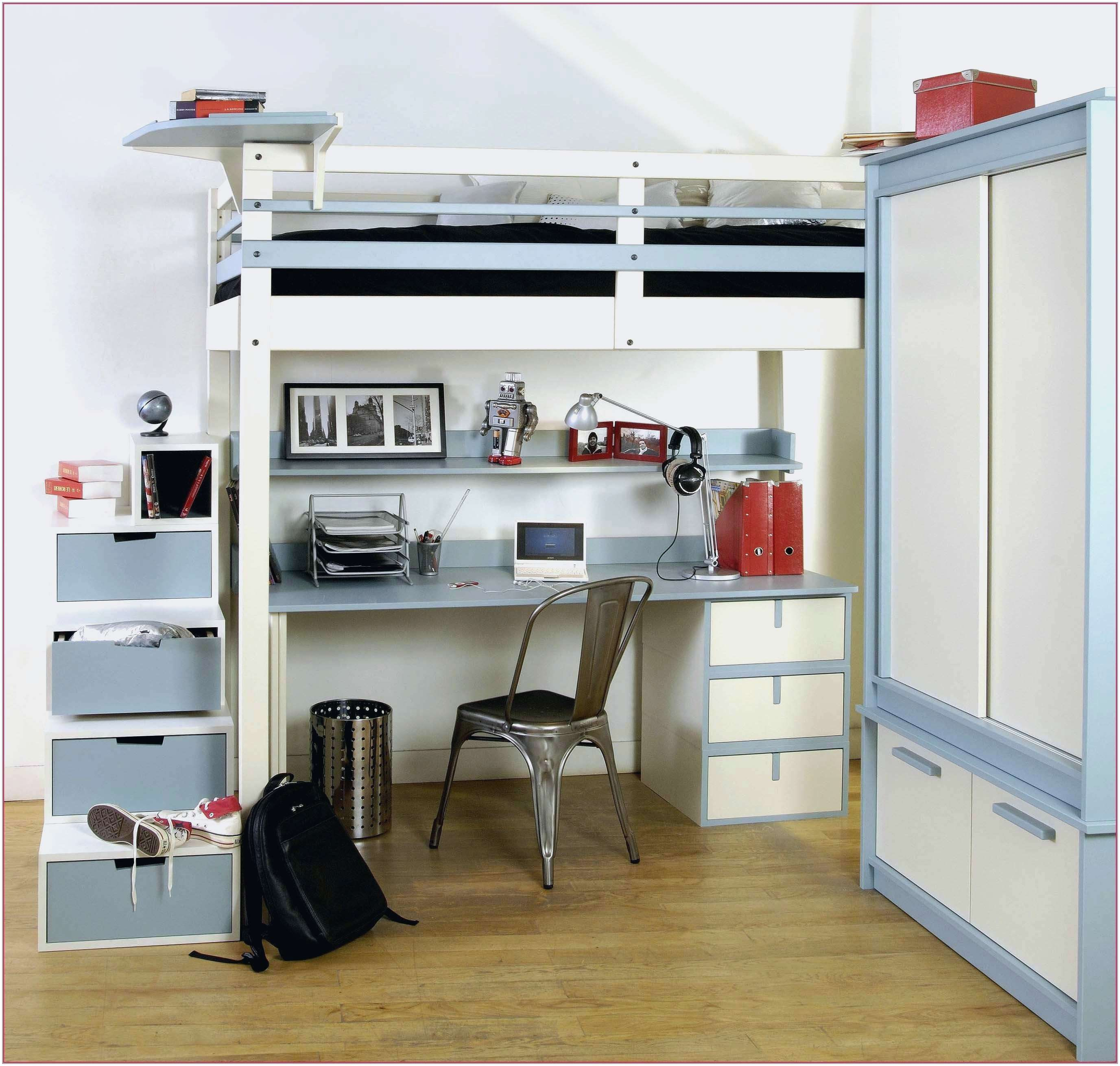 Lit Superposé 140x190 Charmant Luxe Lit Mezzanine Ikea 2 Places Pour Meilleur Lit Superposé Adulte