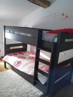 Lit Superposé 160x80 Le Luxe Кращих зображень дошки Ріжко дитяче 41